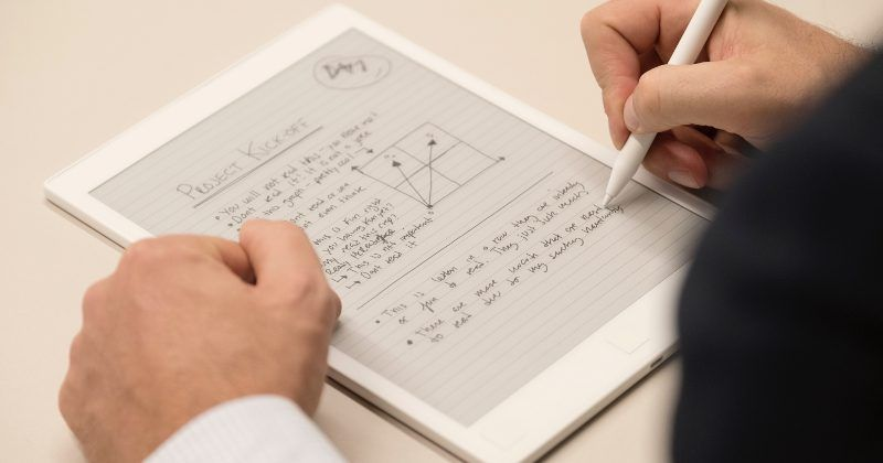 My Answer to Notebooks? It's the reMarkable Tablet – Jason